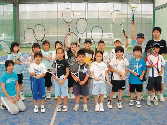 テニス クラブ 高崎